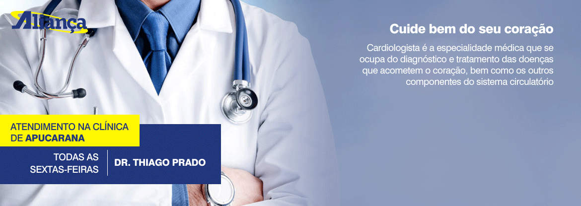 Especialidades - Cardiologista